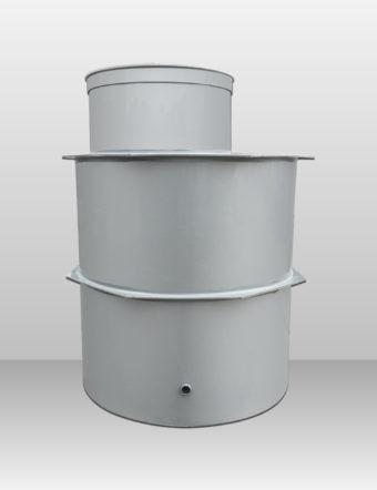 Vodoměrná šachta plastová Plastbest 1300x1000