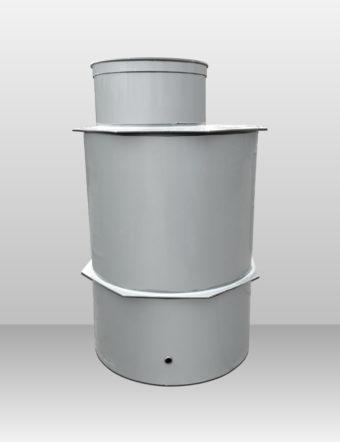 Vodoměrná šachta plastová Plastbest 1600x1000