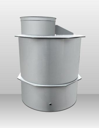 Vodoměrná šachta plastová Plastbest 1600x1200