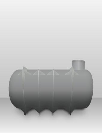 Jímka plastová Plastbest 10m³