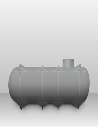 Jímka plastová Plastbest 11m³