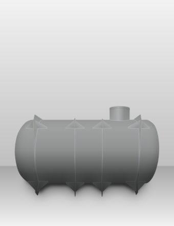 Jímka plastová Plastbest 12m³