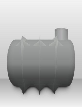 Jímka plastová Plastbest 7m³