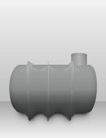 Jímka plastová Plastbest 8m³
