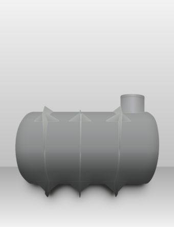 Jímka plastová Plastbest 9m³