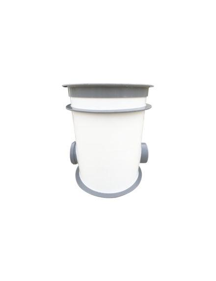 Revizní šachta plastová Plastbest DN160/480x600
