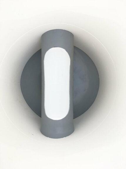 Revízna šachta plastová Plastbest DN160/480x900 - pohľad dovnútra