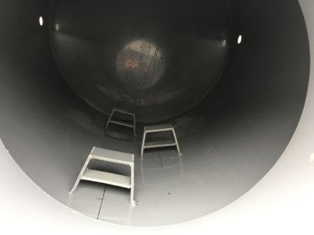 Vodoměrná šachta plastová Plastbest 1600x1200 - pohled dovnitř