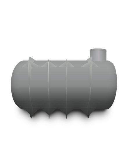 Žumpa plastová Plastbest 10m³