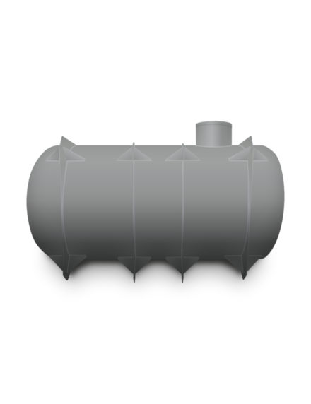 Žumpa plastová Plastbest 12m³