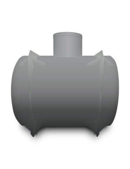 Žumpa plastová Plastbest 2.2m³