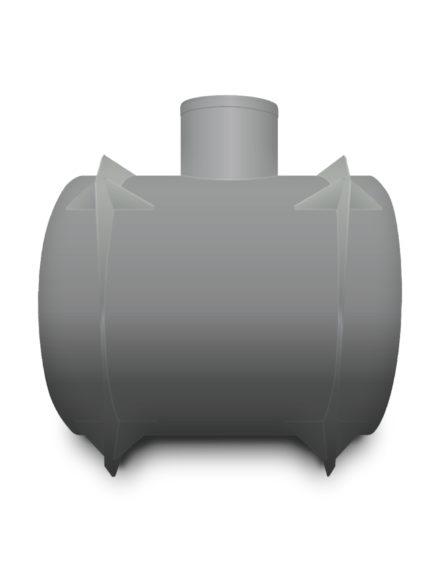 Žumpa plastová Plastbest 3m³