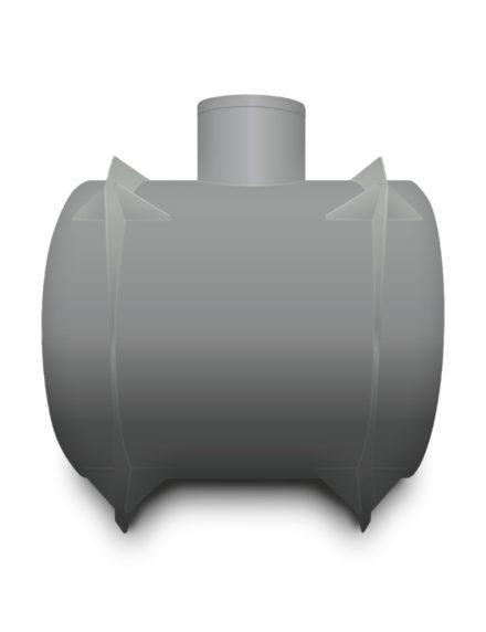 Žumpa plastová Plastbest 5m³