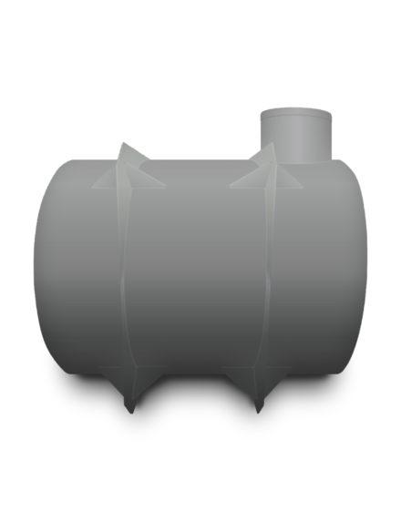Žumpa plastová Plastbest 6m³