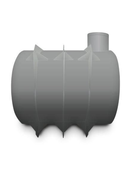 Žumpa plastová Plastbest 7m³
