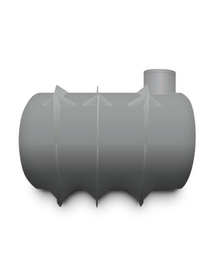 Žumpa plastová Plastbest 8m³