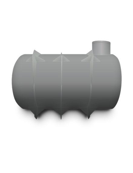 Žumpa plastová Plastbest 9m³
